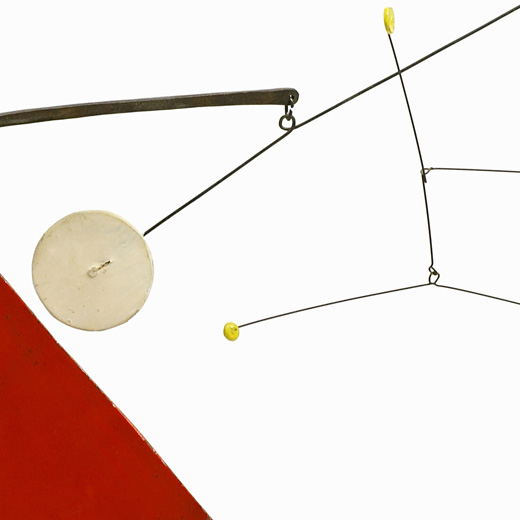 Alexander Calder, _Stabile_, 1962